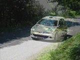 Rallye montagne noire 2008