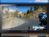 Balade moto sur la route des Grandes Alpes