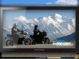 Balade moto du Tour Mont-Blanc