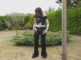 Promenade dans le jardin avec mes ratounettes ! X3