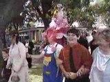 Arrive au mariage mondial amuseur public 27 juillet 2008