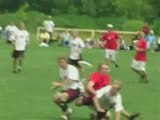 Ultimate Frisbee is ultimate ?
