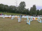 EO 2008 Caty Vincent & Gribouille Jumping individuel medium