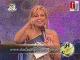 Gisela invita a visitar web (Bailando x un Sueño 26-07-08)