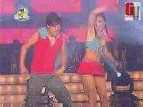 Pop Peruano: Karina y Cronwel (Bailando x 1 Sueño 26-07-08)