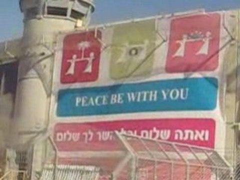 Mur Palestine - camp Aida