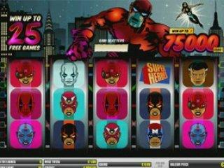 Super heroes Casino en ligne Paris Win