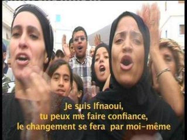 Maroc Ifni: le samedi noir (2). TEMOIGNAGES