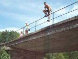 Lucas Malek ,Victor qui saute au pont de froideval été2007