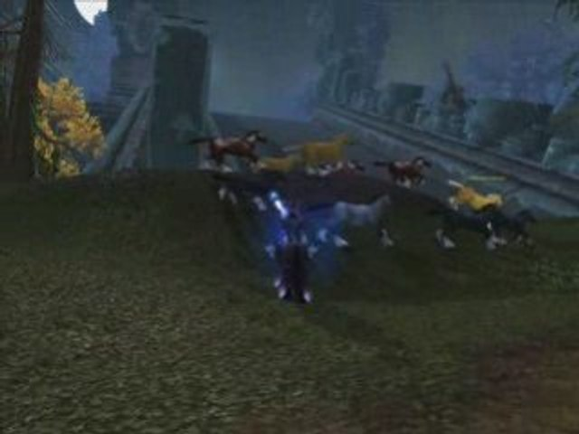 WotLK Beta : Ombres dynamiques