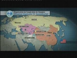 ORGANISATION DE COOPERATION DE SHANGAI