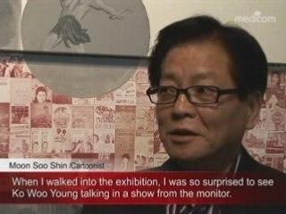 Ko Woo Young Comic Artist