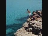 Plongeon saut