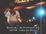 Hooka hey my promised land live fleche dor sentenza