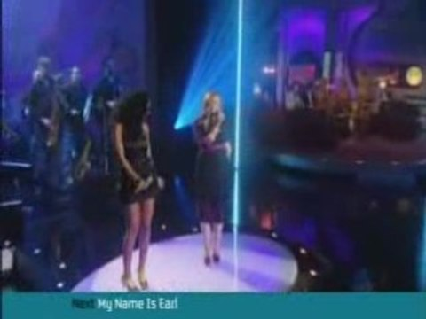 Solange Knowles and Charlotte Church - Be My Baby (Live on The Charlotte Church Show UK)
