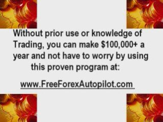 Learn How To Make Hundreds of Thousands On Forex Trading!