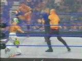 WWE - Batista & Rey Mysterio Vs Kane & Big Show