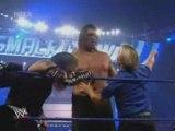 WWE SmackDown Part6, Jeff Hardy vs The Great Khali (1/2)