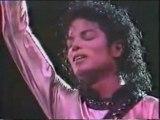 Michael Jackson - Human Nature (Brisbane 1987)