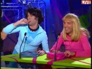 Fun radio - Sam et Chantal fête la 300è (2/8)