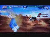 Dragon Ball Z Tenkaichi 3 / Sparking Meteor / Vegeta VS C-19