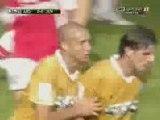 Arsenal 0 - 1 Juventus TREZEGUET goal 02.08.2008