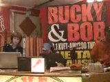 Bucky and Bob in Bastrop at Baxters with Bastrop Builder -5
