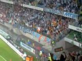 Rennes 4-4 Marseille (Joie après but de Grandin)