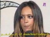 Tunisie - Concert et interview de Amel Bent