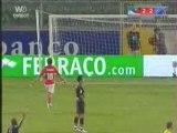 Benfica vs Paris Saint Germain (PSG) 2-2 Cardozo 02.08.2008