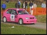 Rallye pays du Gier 2005 Samedi