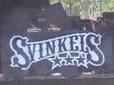 Svinkels DJ Pone Scratch Routine On A TTC Instrumental 2004