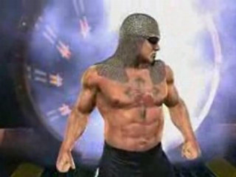 TNA Impact - Scott Steiner - Entrance - Jeux Vidéo Catch