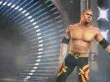 TNA Impact - Christian - Entrance - Jeux Vidéo Catch