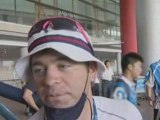 US Olympic team arrives in Beijing