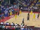 Basket ball usa 87 vs australia 76 WADE SCORED 22 PTS