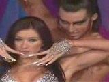 Valeria Archimo Bailando Arabe