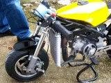 mt4 démarage moteur
