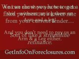 Stop foreclosure, Foreclosure advice, Foreclosure help