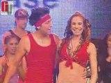 La Sentencia 3ra Gala (Bailando por un Sueño 21-06-2008)