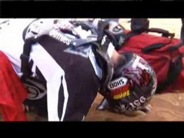 Disposable Hero Motocross Trailer
