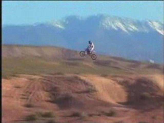 On The Pipe 2 Motocross Trailer