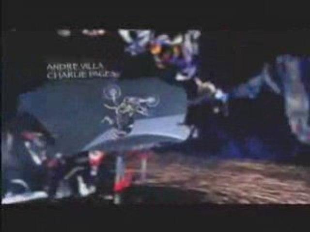 RedBull X-Fighters Motocross Trailer