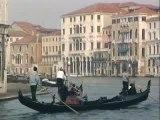 Venice Gondolas on the Grand Canal