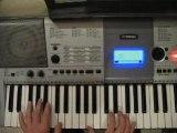 Comment jouer Casser la voix au piano de Patrick Bruel