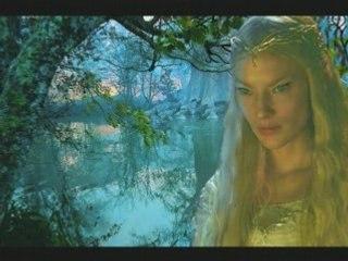 Aniron: la voix pure d'Enya mêlée à la douceur de la langue elfique…