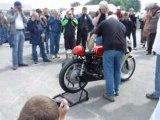 """Honda """"6"""" à Chimay 2008 (Trophée des motos anciennes)"""