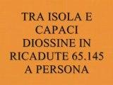 ITALCEMENTI ISOLA  A.I.A. PETCOKE DIOSSINE e...............