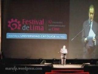 Inauguración del Festival de Lima