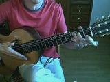 Cours de guitare brésilienne Bossa-Nova
